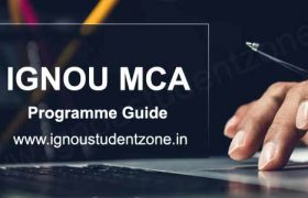 MCA from ignou - The complete programme guide