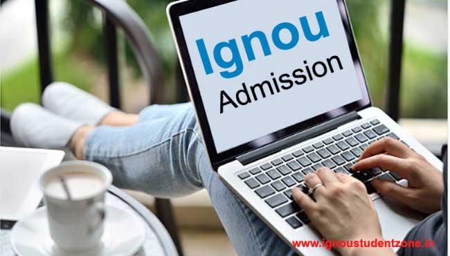 Ignou admission