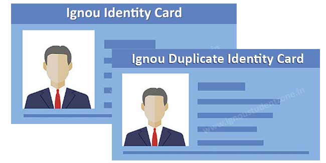 How to get Ignou Duplicate Id card