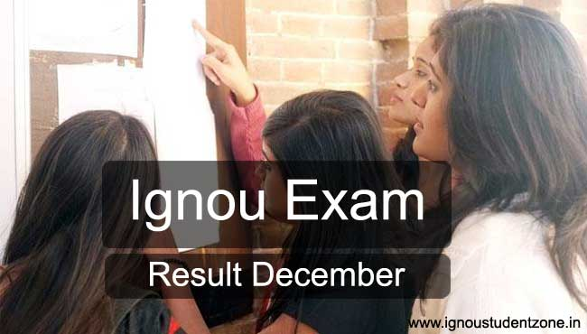 Ignou Result Dec