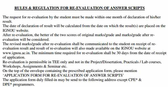rules for revaluation