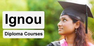 Ignou Diploma Courses