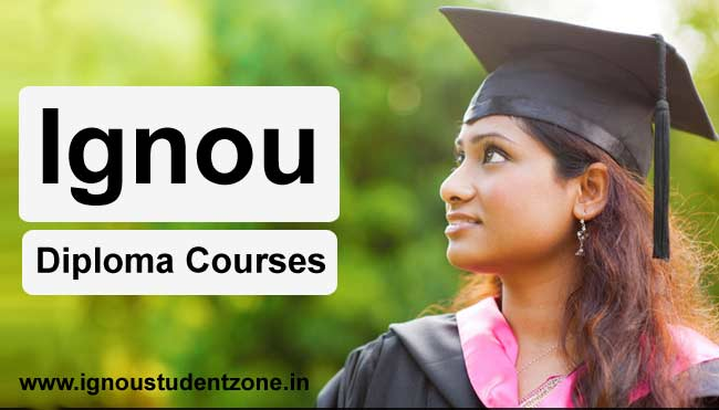 Ignou Diploma Courses