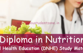 IGNOU DNHE Study Material in English and Hindi Medium