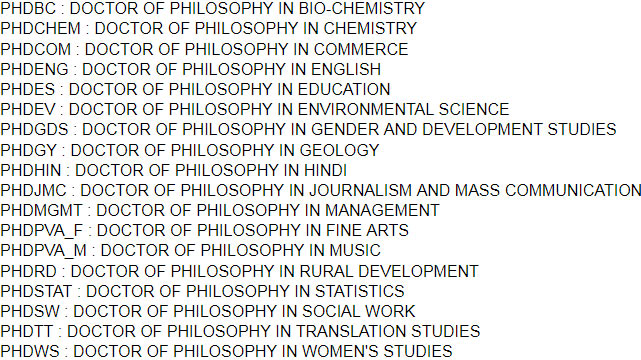 ignou phd